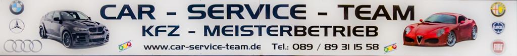 CAR-SERVICE-TEAM MÜNCHEN